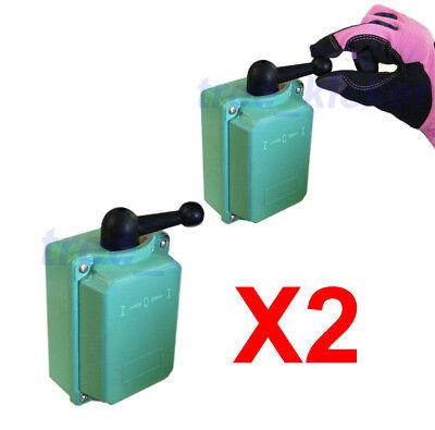 60 Amp Drum Switch Forwardoffreverse Motor Control Rain-proof 60a Dx2