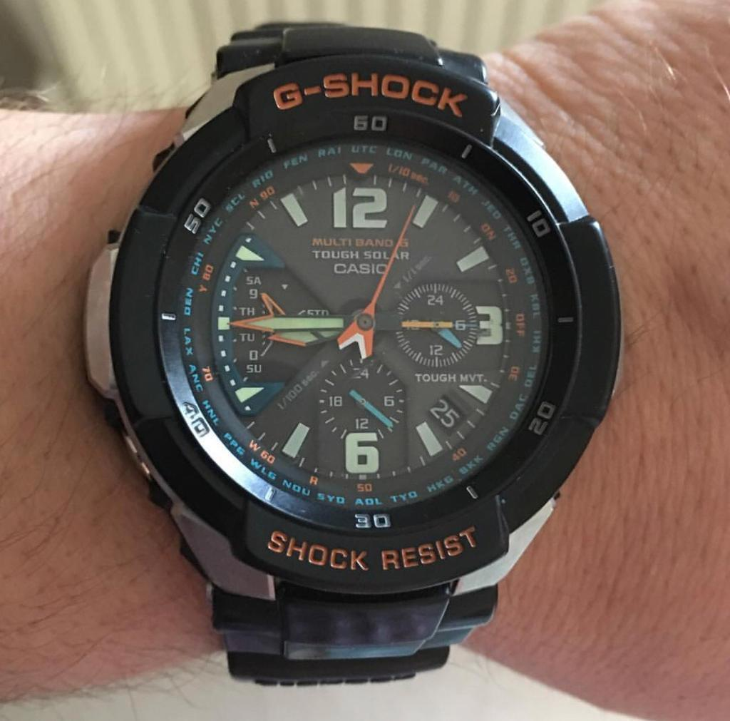 factory price b94f4 32a02 CASIO G-SHOCK GW-3000-4AER | in Peterborough, Cambridgeshire | Gumtree