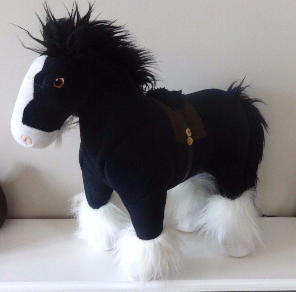 the disney store exclusive brave horse angus soft toy disney pixar