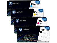 Genuine HP Q6000A Q6001A Q6002A Q6003A Toner