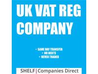 Details about VAT REGISTERED SHELF COMPANY SAME DAY TRANSFER LTD COMPANY LIMITED STOCK