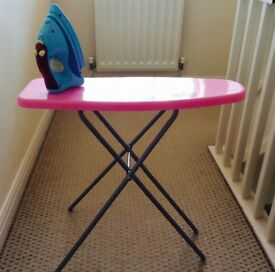Ironing play set