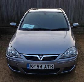 Vauxhall Corsa 1.2 16v 2005 Spares or Repairs or breaking for parts