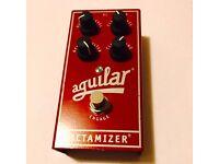 Aguilar Octamizer Analog Octave Bass Effects Pedal Apoc