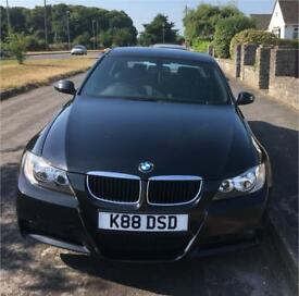 BMW 318D M Sport with full service history