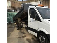Mercedes sprinter 311 tipper van 3.5t