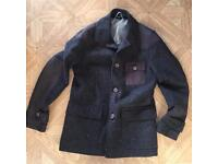 Guide London mens jacket size small twill