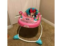 Mini mouse walker
