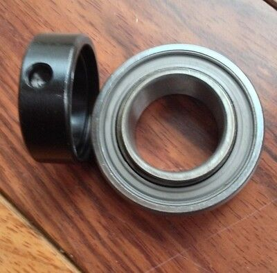Trackless C125 Bearing W Locking Collar