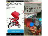 Little tiger trike