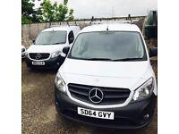 64 plate Mercedes Citan Extra Long Wheel Base