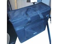 4U FABRIC RACK CASE, PORTABLE, PERFECT FOR GIGGING