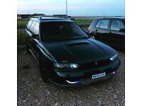 Tuned Subaru Legacy import