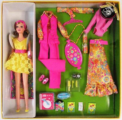 Most Mod Party Becky Doll  Gold Label  Friend Of Francie  Cousin Of Barbie   N