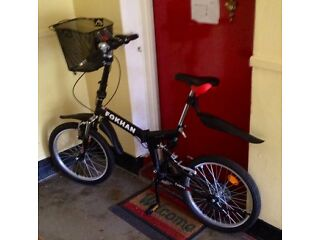 Fokhan Folding Bicycle (As New)