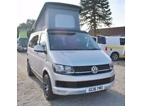 2016 Volkswagen VW Transporter 102 ps Camper Campervan Pop-top Conversion