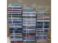 Job Lot of 90 Music CD Titles : The Soldiers/1980's/Pop/Rock/Classical/1950's
