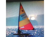 Topper Sailing Dinghy 17868