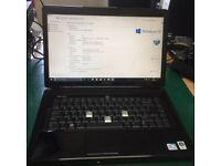 Dell Inspiron 1545 Laptop, Dual Core 2.0GHz, 4GB Ram, 160GB Hard drive, Windows 10, DVD r/W
