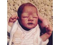 Limited edition reborn doll *not free open to offers*