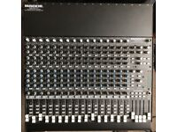 Mackie 1604-VLZ PRO 16 channel mixer
