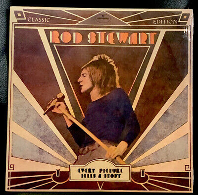 Rod Stewart Every Picture Tells A Story - 180 Gram New Factory Sealed Vinyl