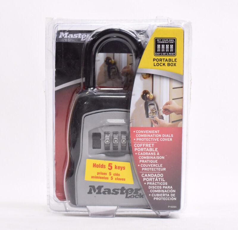 Master Lock P16094 Portable Lock Box