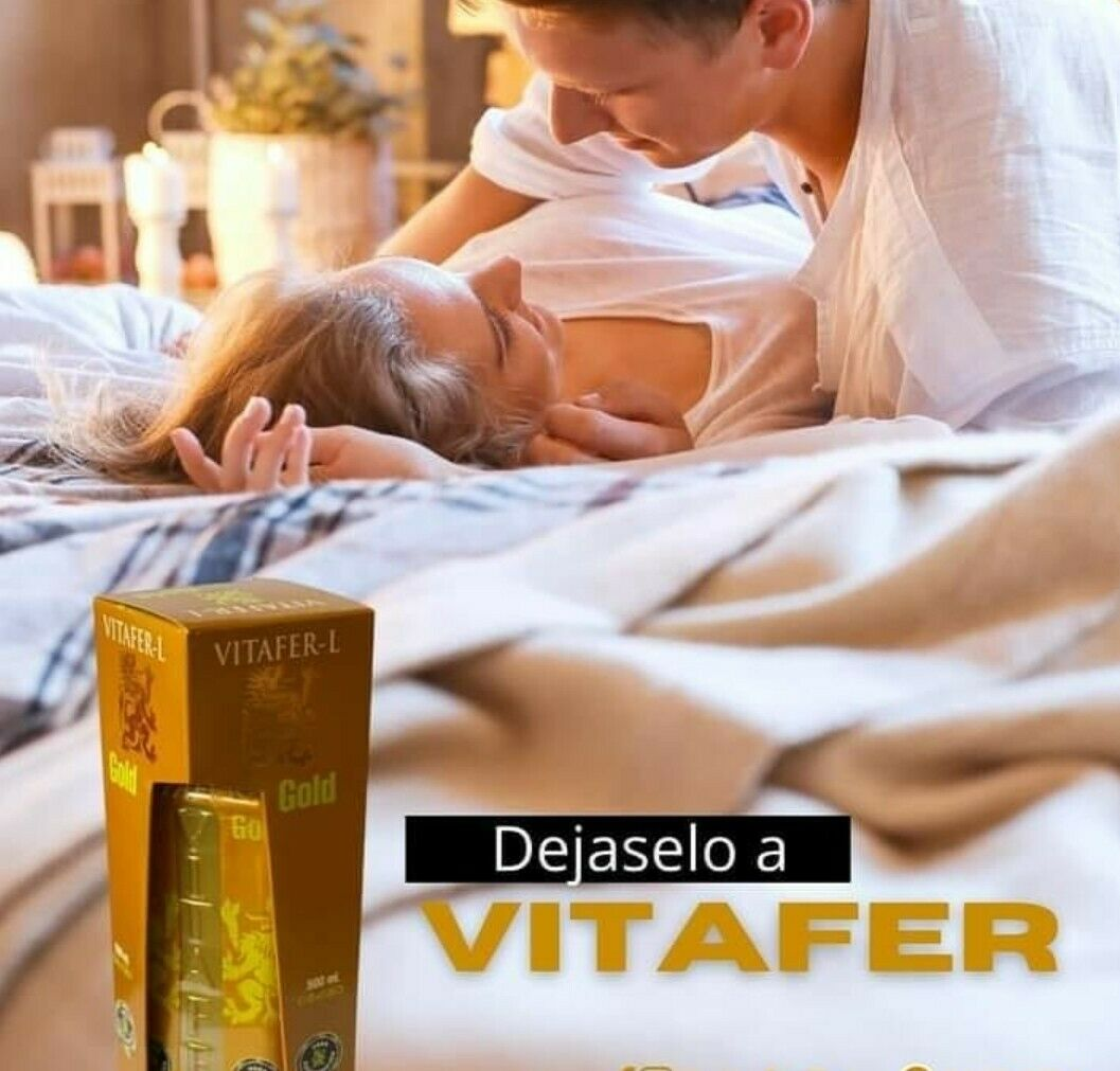 VITAFER-L GOLD Multivitamin for Men and Women* on sale* 500 ml * Source of energ 1