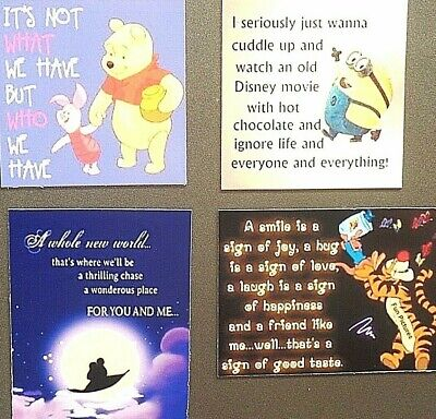 Pooh Bear Piglet Disney Aladdin fun thrilling wonderful smile tigger jump magnet