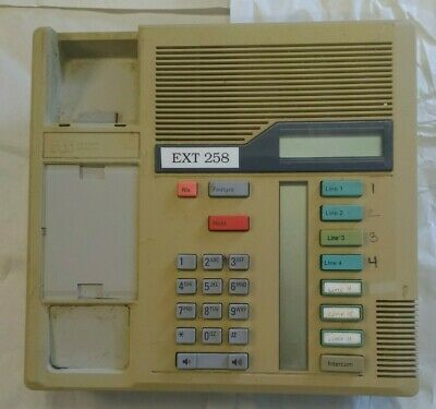 Northern Telecom Meridian Nt8b30ac-93 Business Office Multifctn Telephone