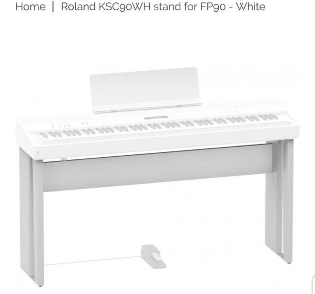 Stand for Digital Piano | Keyboards & Pianos | Gumtree