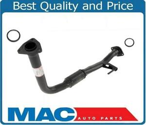 92 93 Camry 2.2L Exhaust Flex Pipe W Federal Emissions No Part of Converter