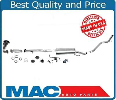 Exhaust System for Toyota Tacoma 27L Regular Cab 2WD 4WD All Emissions 95 99