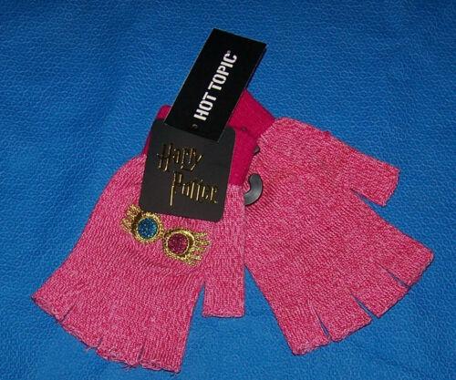 Harry Potter Girls  Luna Lovegood Spectrespecs Fingerless Gloves