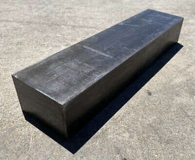 2 Thickness 4140 Cold Drawn Annealed Steel Flat Bar - 2 X 3 X 7 Length
