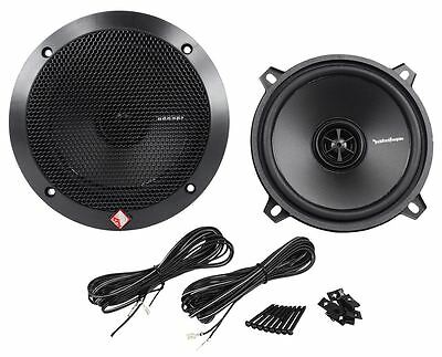 "Rockford Fosgate R1525X2 5.25"" 5-1/4 160 Watt 2-Way Coaxial Car Audio Speakers"
