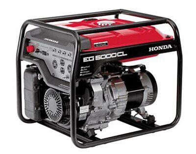 Honda Eg5000 5000w Economy Series Generator