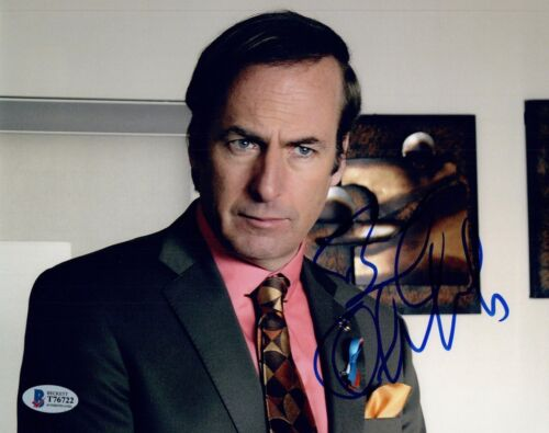 Bob Odenkirk Signed Autographed 8x10 Photo Better Call Saul Breaking Bad BAS COA