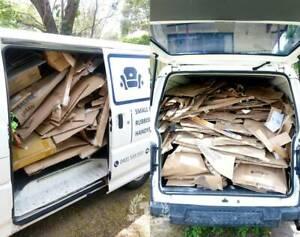 Rubbish removal. Brisbane