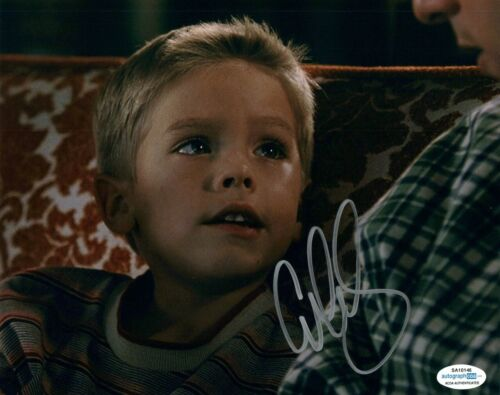 Cole Sprouse Signed Autograph 8x10 Photo Big Daddy Riverdale Actor COA ACOA