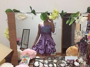 Selling Sequined Satin Dress