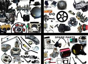 SPARE PARTS   Import China Dirt Bikes & Quads