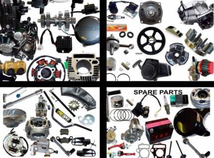 BARGAIN PARTS,  Import Pit Bikes & Quads