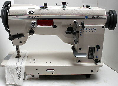 Zoje Zj457 A135-l 3-step Zig Zag Lockstitch Industrial Sewing Machine Head Only
