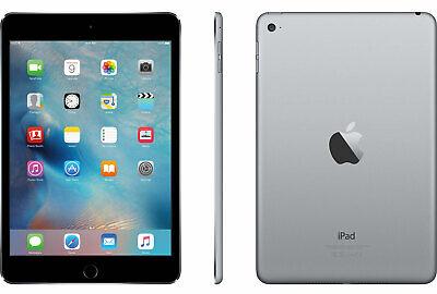 "Apple iPad Air 2 9.7"" 32GB Space Grey Grade B - Retina Touch ID"