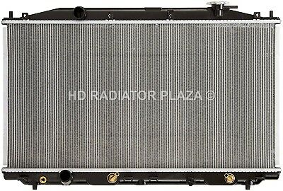 Radiator For 08-12 Honda Accord 4 Cylinder 2.4L LX EX Coupe Sedan 2/4D HO3010231