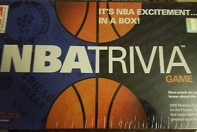1993 NBA Trivia Game Basketball Teams & Stats 2000 Multiple Choice Questions - Trivia Multiple Choice