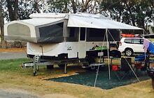 2013 Jayco Flamingo Outback Off Road Camper Glen Iris Bunbury Area Preview