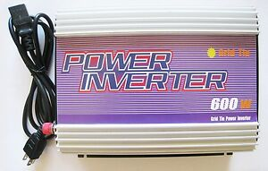 NEW-600W-600-WATT-GRID-TIE-INVERTER-ACCEPT-10-8V-30-VDC-120VAC-pure-sine-wave