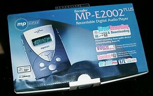 Recordable Digital Audio Player MP-E2002 Mp Man Boronia Knox Area Preview